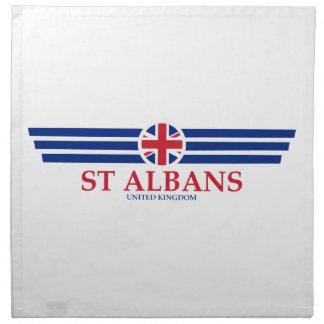 St Albans Napkin