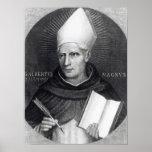 St Albertus Magnus, 1851 Poster