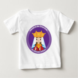 St. Alexandra of Rome Baby T-Shirt