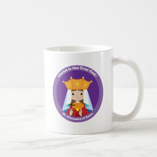St. Alexandra of Rome Coffee Mug
