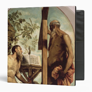 St. Andrew and St. Jerome Binder