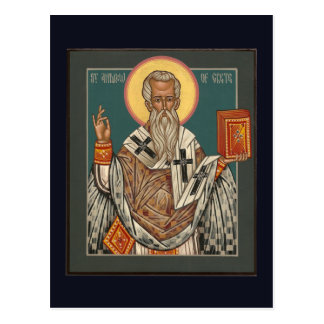 St. Andrew of Crete Postcard