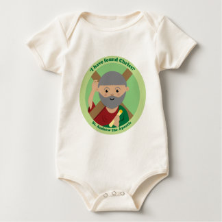 St. Andrew the Apostle Baby Bodysuit