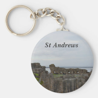 St Andrew's Castle Key Chains