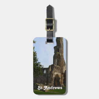 St Andrew's Cathedral Luggage Tag