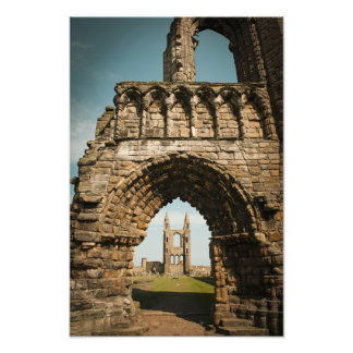 St Andrews Cathedral Photo Print