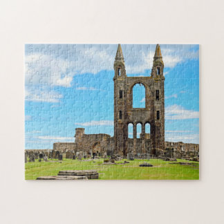 St Andrews cathedral Scotland Puzzles
