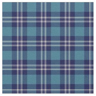 St Andrews Scotland District Tartan Fabric