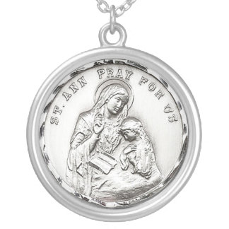 St Anne Necklace
