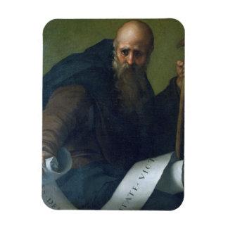 St. Anthony Abbot (c.251-356) c.1518-19 (oil on ca Magnet