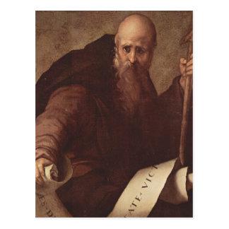 'St. Anthony Abbot' Postcard