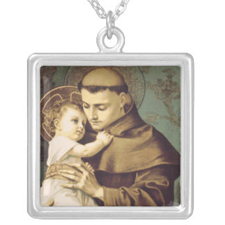 ST. ANTHONY  Necklace