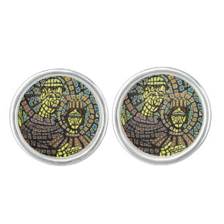 St. Anthony Patron Of Lost  Things Cufflinks