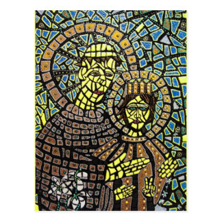 St. Anthony Patron Of Lost  Things Postcard