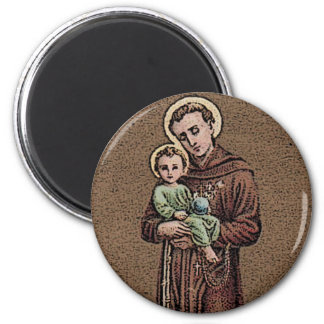 St. Anthony Pray For Us Magnet