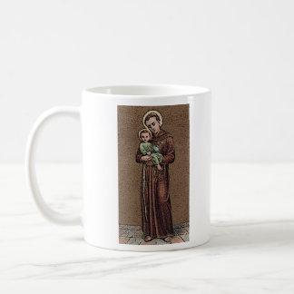 St. Anthony Quote Coffee Mug