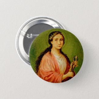 St. Apollonia (BLA 001) 2 Inch Round Button