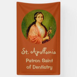 St. Apollonia (BLA 001) Banner #1