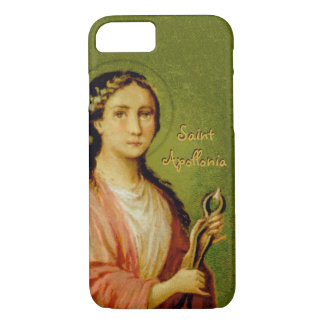 St. Apollonia (BLA 001) Barely There Case-Mate iPhone Case