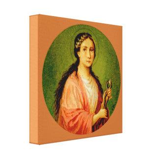 St. Apollonia  (BLA 001) Canvas Print