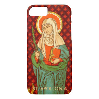 St. Apollonia (VVP 001) Barely There Case-Mate iPhone Case