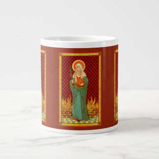 St. Apollonia (VVP 001) Jumbo Coffee Mug #2