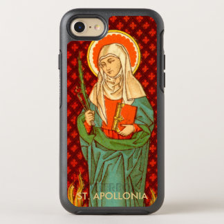 St. Apollonia (VVP 001) OtterBox Symmetry iPhone 8/7 Case