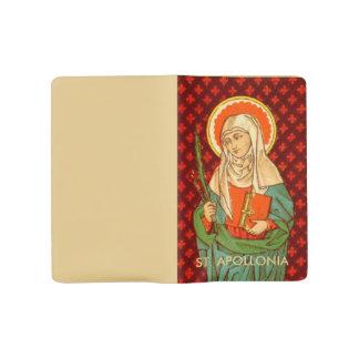 St. Apollonia (VVP 001) (Style #1) Large Moleskine Notebook