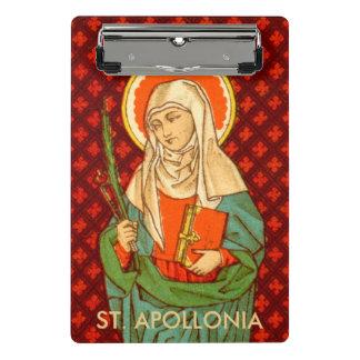 St. Apollonia (VVP 001) (Style #1) Mini Clipboard