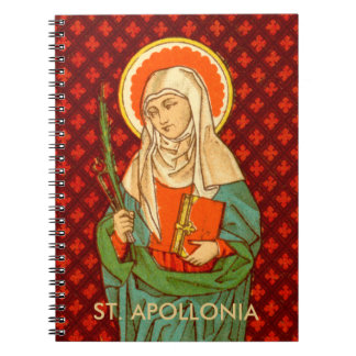 St. Apollonia (VVP 001) (Style #1) Notebooks
