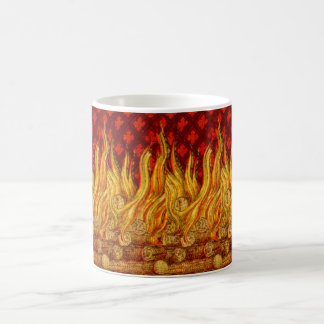 St. Apollonia's Flames (VVP 001) Coffee Mug #2.4