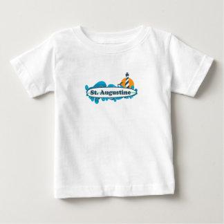 St Augustine. Baby T-Shirt