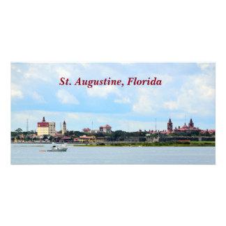St. Augustine, Florida Landscape Card