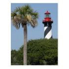 St. Augustine Florida Lighthouse Postcard