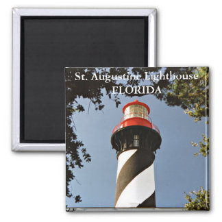 St. Augustine Lighthouse, Florida Magnet