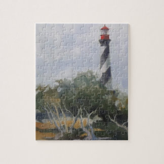 St. Augustine Lighthouse Jigsaw Puzzle
