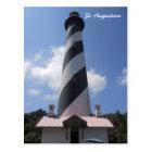 St. Augustine Lighthouse, St. Augustine Florida 2 Postcard