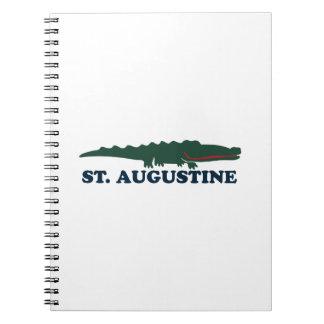 St Augustine. Notebooks
