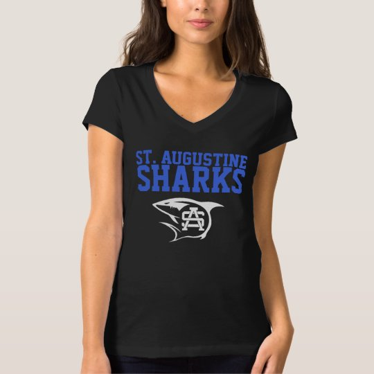 St. Augustine Sharks T-Shirt