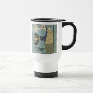 St. Augustine Spanish Fort Florida History Travel Mug