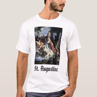 St Augustine, St. Augustine T-Shirt