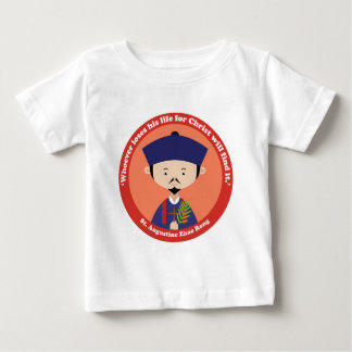 St. Augustine Zhao Rong Baby T-Shirt