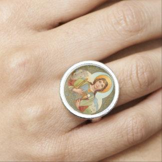 St. Barbara (BK 001) Ring