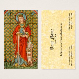 St. Barbara(JP 01) FB Standard Business Card