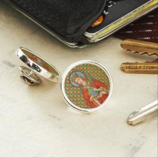 St. Barbara (JP 01) Lapel Pin