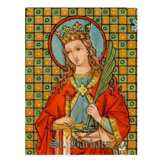 St. Barbara (JP 01) Postcard