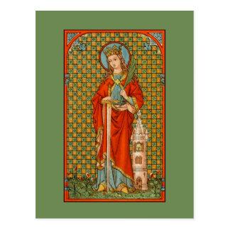 St. Barbara (JP 01) Postcard #2