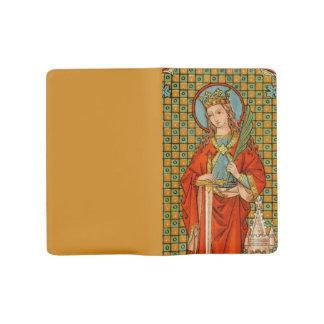 St. Barbara (JP 01) (Style #1) Large Moleskine Notebook