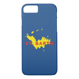 St. Barth Silhouette iPhone 7 Case