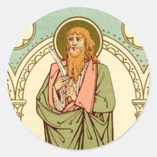 St. Bartholomew the Apostle (RLS 03) Classic Round Sticker